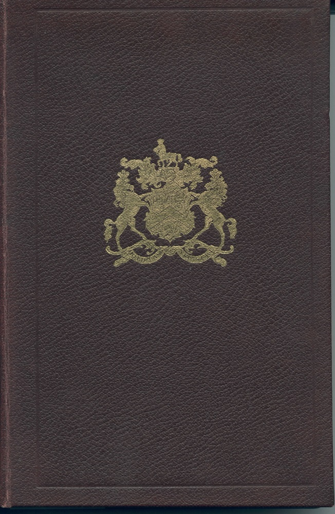 A Descriptive and Historical Account of the Guild of Saddlers [1889]. John W. Sherwell.