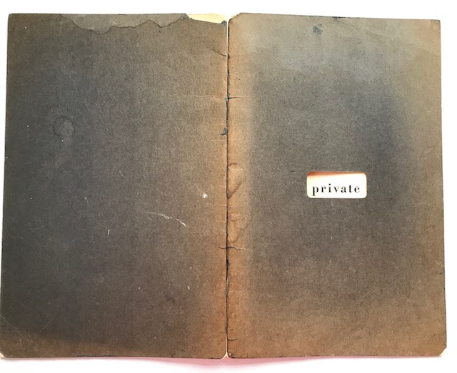 Private Dictionary of the Arts [1 of 500, inscribed]. Peter Fingesten.