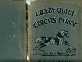Crazy Quilt [in jacket]. Paul Brown