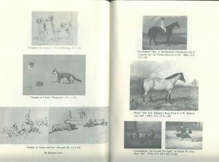Fine Sporting Art of the 19th and 20th Century
