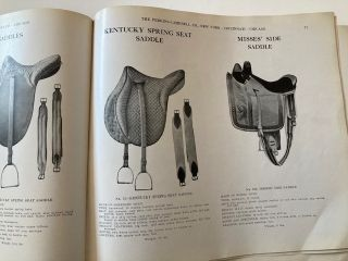 General Catalogue No. 35: Harness, Horse Collars, Saddles and Accessories for the Saddlery Trade