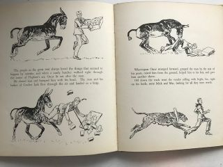 3 Rings; A Circus Book [with original drawing]
