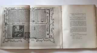 Catalogue of the Renowned Collection of Western Manuscripts, the Property of A. Chester Beatty, Esq.; The First Portion