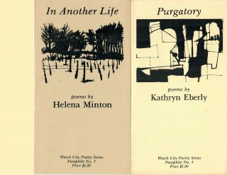 The News We Get; Meditation at the Fall of Smolensk; In Another Life; Purgatory [4 poetry chapbooks]