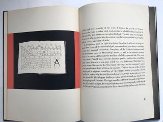 Notes on Modern Printing